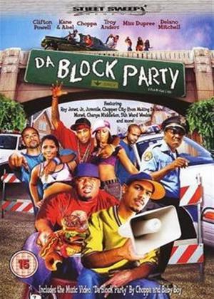 Rent Da Block Party Online DVD Rental