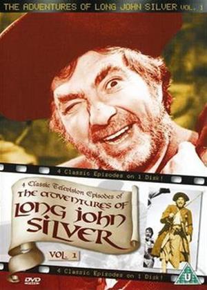 Rent The Adventures of Long John Silver: Vol.1 Online DVD Rental