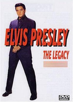 Rent Elvis Presley: The Legacy Online DVD Rental