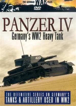 Rent The German War Files: Panzer IV: Germany's WW2 Heavy Tank Online DVD Rental