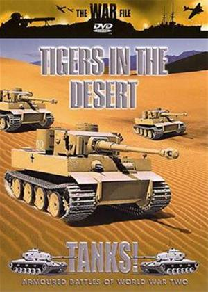 Rent Tanks!: Tigers in the Desert Online DVD Rental