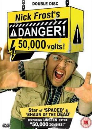 Rent Nick Frost's Danger: 50000 Volts! Online DVD Rental