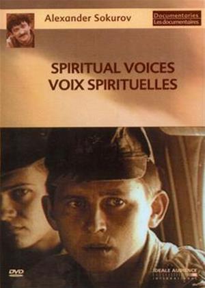 Rent Spiritual Voices Online DVD Rental