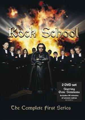 Rent Rock School: Series 1 Online DVD Rental