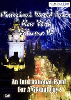 Rent Historical World Fairs: New York: Vol.4 Online DVD Rental