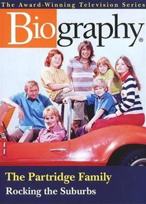Rent Biography Channel: The Partridge Family Online DVD Rental
