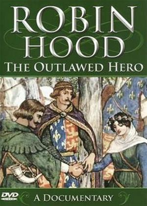 Rent Robin Hood: The Outlawed Hero Online DVD Rental