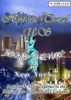 Rent Historic Travel US: Around the World in New York Online DVD Rental