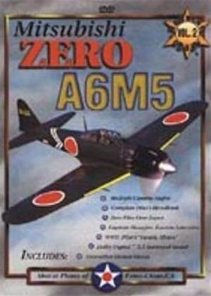 Rent Roaring Glory Warbirds: Vol.2: Mitsubishi A6M5 Zero Online DVD Rental