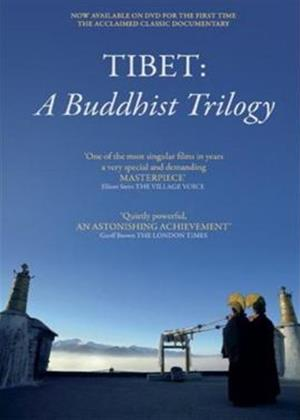 Rent Tibet: A Buddhist Trilogy Online DVD Rental