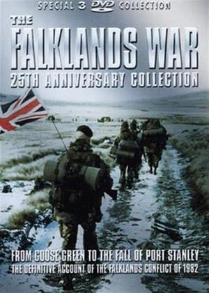Rent War in the Falklands: 25th Anniversary Online DVD Rental