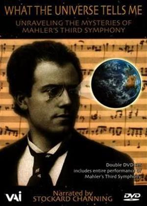 Rent What the Universe Tells Me: Unraveling the Mysteries of Mahler's Third Symphony Online DVD Rental