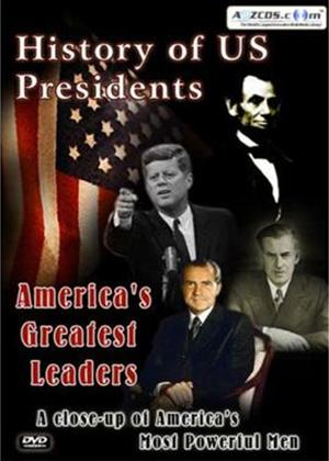Rent History of US Presidents: America's Greatest Leaders Online DVD Rental