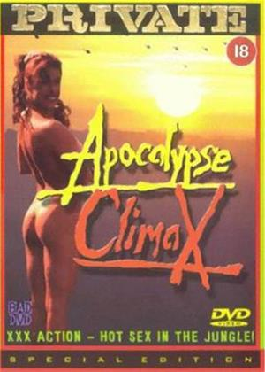 Rent Apocalypse Climax: Special Edition Online DVD Rental