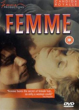 Rent Candida Royalle: Femme Online DVD Rental