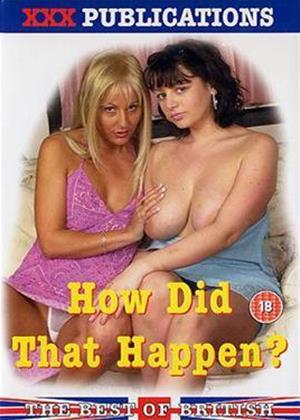 Rent How Did That Happen? Online DVD Rental