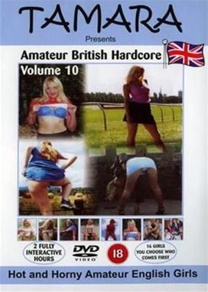 Rent Amateur British Hardcore: Vol.10 Online DVD Rental