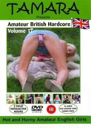 Rent Amateur British Hardcore: Vol.17 Online DVD Rental