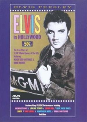 Rent Elvis Presley: Elvis in Hollywood Online DVD Rental