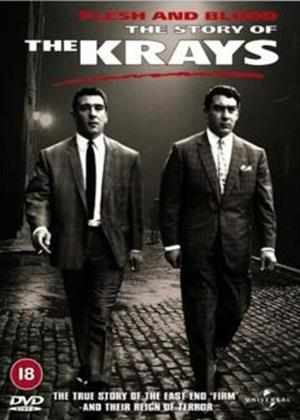 Rent Flesh and Blood: The Story of The Krays Online DVD Rental