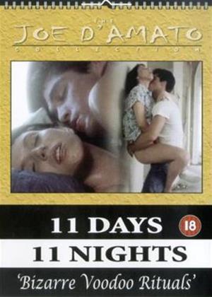 Rent 11 Days 11 Nights: Part 3 (aka             Pomeriggio caldo            ) Online DVD Rental