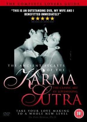 Rent The Ancient Secrets of the Kama Sutra Online DVD Rental