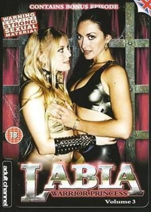 Rent Labia Warrior Princess: Vol.3 Online DVD Rental