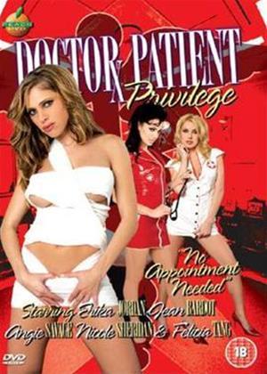 Rent Doctor Patient Privilege Online DVD Rental