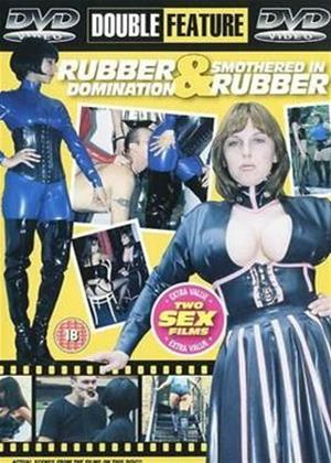 Rent Rubber Domination / Smothered in Rubber Online DVD Rental