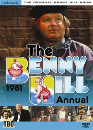 Rent Benny Hill 1981 Online DVD Rental
