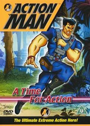 Rent Action Man: A Time for Action Online DVD Rental