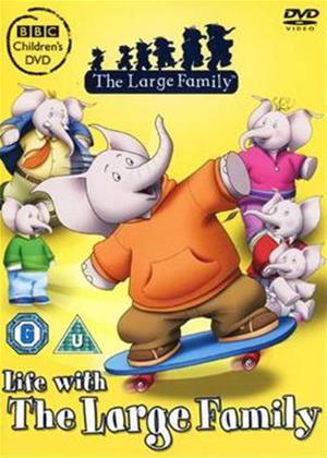 Rent Large Family: Life with the Large Family Online DVD Rental