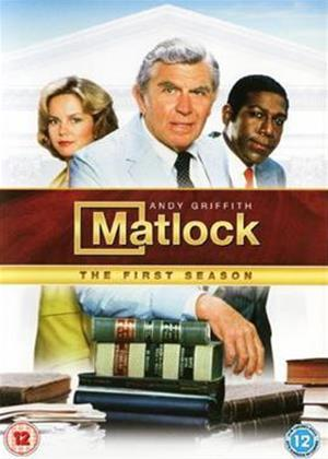 Rent Matlock: Series 1 Online DVD Rental
