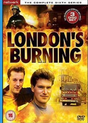 Rent London's Burning: Series 6 Online DVD Rental