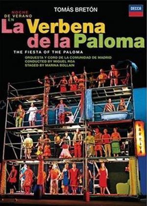 Rent Breton: La Verbena De La Paloma Online DVD Rental