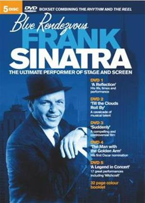 Rent Frank Sinatra: Blue Rendezvous Online DVD Rental