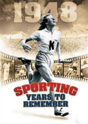 Rent Sporting Years to Remember 1948 Online DVD & Blu-ray Rental
