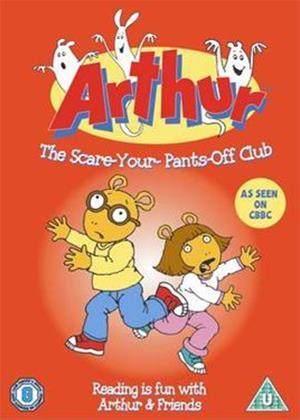 Rent Arthur: Scare Your Pants Off Online DVD Rental