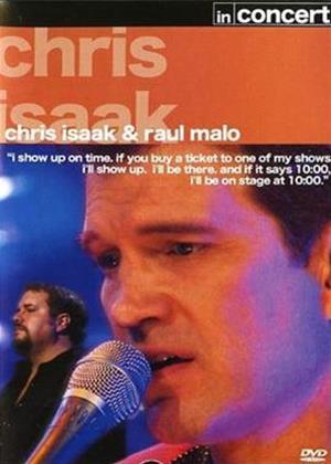 Rent Chris Isaak: In Concert Online DVD Rental