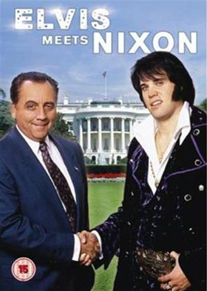 Rent Elvis Meets Nixon Online DVD Rental
