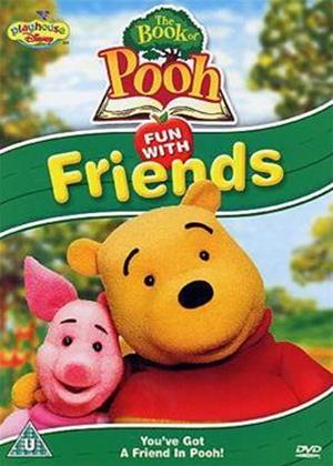 Rent Book of Pooh: Fun with Friends Online DVD Rental