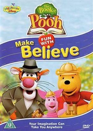 Rent Book of Pooh: Fun with Make Believe Online DVD Rental