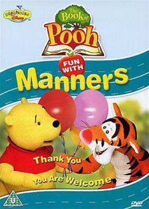 Rent Book of Pooh: Fun with Manners Online DVD Rental