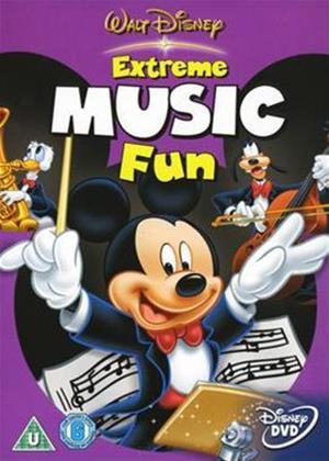 Rent Extreme Music Fun Online DVD Rental