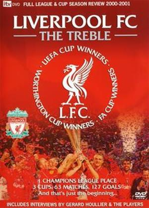 Rent Liverpool FC: The Treble Online DVD & Blu-ray Rental