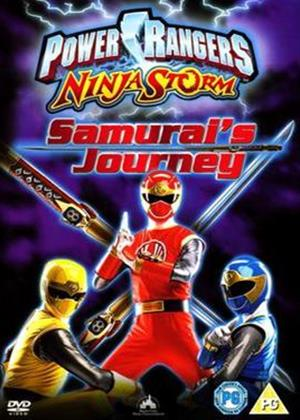 Rent Power Rangers Ninja Storm 4 Online DVD Rental