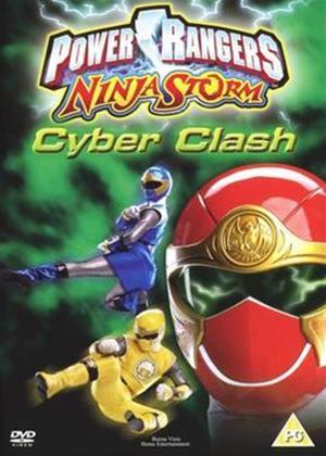 Rent Power Rangers Ninja Storm 5 Online DVD Rental