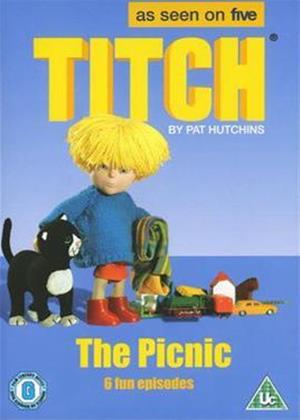 Rent Titch: The Picnic Online DVD Rental