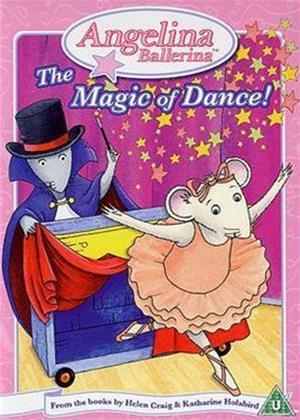 Rent Angelina Ballerina: The Magic of Dance Online DVD Rental