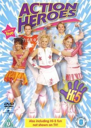 Rent Hi 5: Action Heroes Online DVD Rental